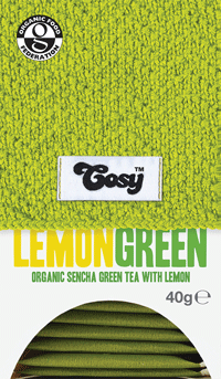 Cosy Lemon Green Organic tee