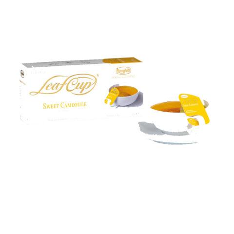 Ronnefeldt Leaf-Cup Fruity (Sweet) camomille 15tk taimetee