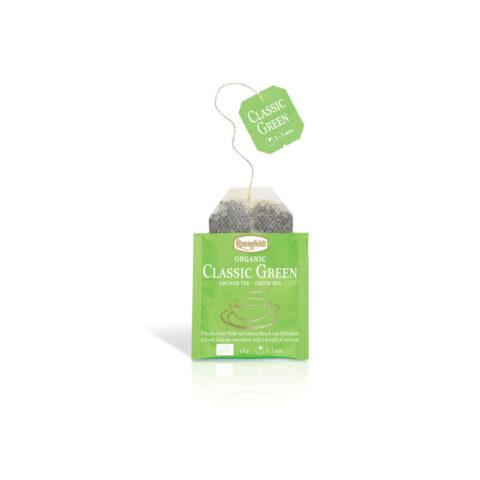 Ronnefeldt Teavelope Classic green 25tk roheline tee