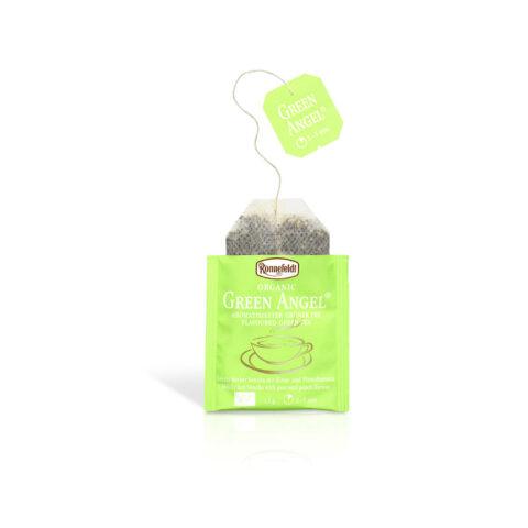 Ronnefeldt Teavelope Green Angel 25tk roheline segu tee