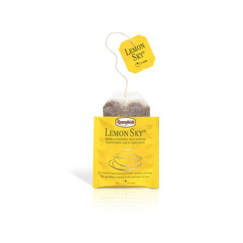 Ronnefeldt Teavelope Lemon sky 25tk taimetee