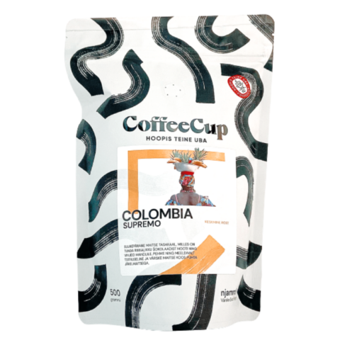 CC Selection Colombia Supremo 500gr