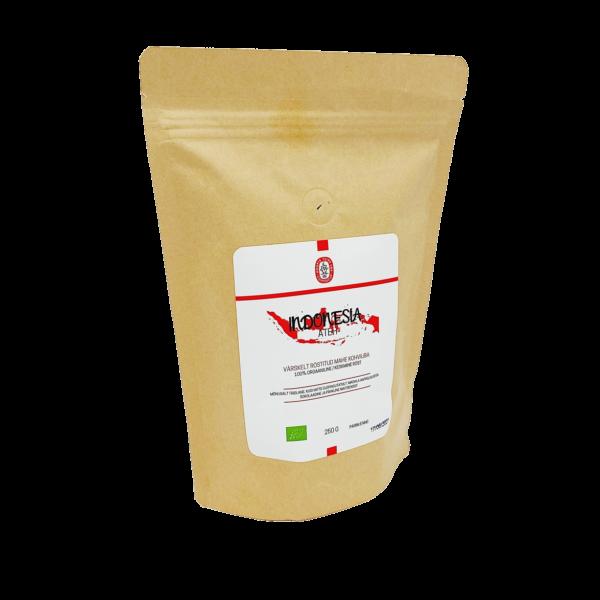 CC Selection Indonesia Sumatra Gillig Basah Orgaaniline/BIO, 250gr